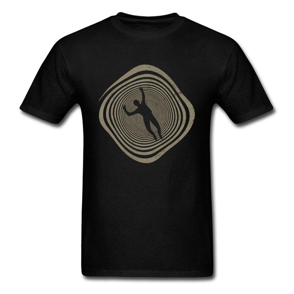 2018 фильм футболка Для мужчин летние модные брендовые модели футболки время путешественников хип-хоп музыки футболка высокое качество одеж...