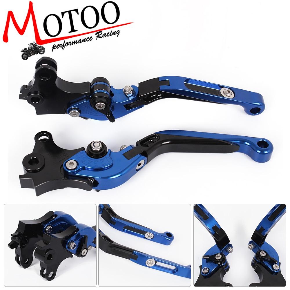Motoo - B-77 C-75 Adjustable CNC 3D Extendable Folding Brake Clutch Levers For BMW R1200RT  2014-2017  R1200GS (LC) 2013-2017 motoo b 77 c 75 motorcycle brake clutch levers for bmw r1200gs lc 2013 2017 r1200gs adventure 14 17 k1600 gt gtl2017