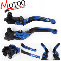 Motoo - B-77 C-75 Adjustable CNC 3D Extendable Folding Brake Clutch Levers For BMW R1200RT 2014-2017 R1200GS (LC) 2013-2017