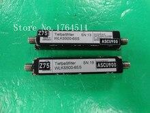[BELLA] WAINWRIGHT WLKS500-6SS DC-500MHZ RF coaxial low-pass filter SMA