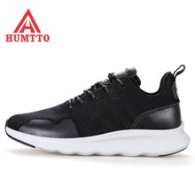 цены HUMTTO Mens Sport Breathable Mesh Running Shoes Sneakers For Men Sports Gym Running Trail Jogging Shoes Sneakers Man