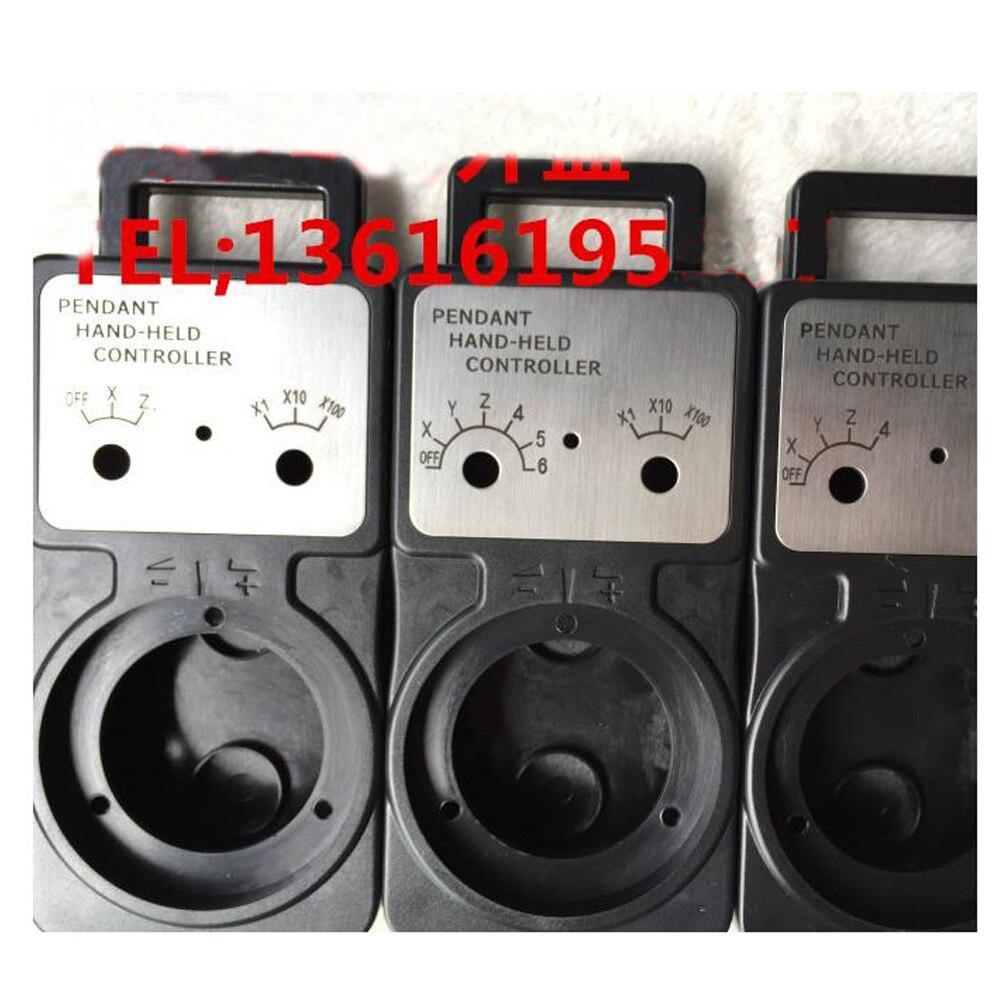 Free Shipping Wholesale Plastic Shell 1469 1474 1274 1468 TOSOKU Manual Pulse Generator MPG For CNC Handheld Encoder