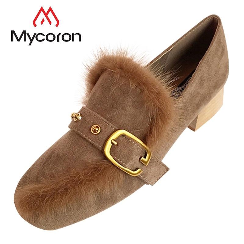 659fd4541e289 MYCORON-2018-zapatos -de-tac-n-medio-de-Punta-puntiaguda-de-marca-italiana-de-lujo-de.jpg