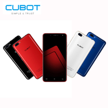 Cubot Rainbow2 MTK6580A Quad Core Mobile phone 5.0inch 1G RAM 16G ROM Cell phones 2350mah 13.0MP 1280×720 Smartphone