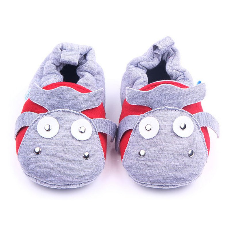 Cute Animal Decor Baby Infant Girls Boys Toddler Autumn Winter Warm Shoes