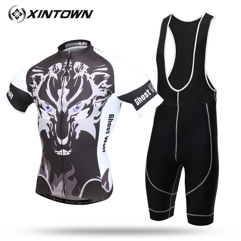 XINTOWN Cycling Short Sleeve Set MTB Road Bicycle Clothing Bike Jersey Set  Riding Wear Maillot Ropa Ciclismo Bicycle Men Clothes 7443e05c8