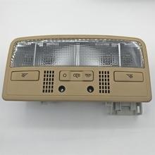 SKTOO for VW Passat B5 Skoda Octavia Combi Interior Dome Light Reading Lamp Beige Color 3BD 947 105 2EN H67 7R3