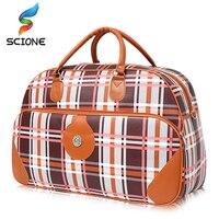 Hot PU Large Capacity Outdoor Sports Fitness Bags Training Gym Bags Designer Women Travel Handbags Top