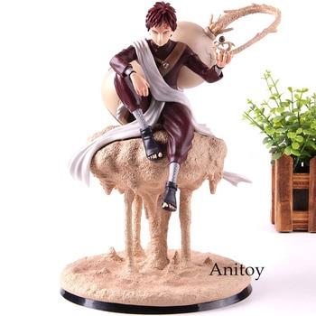 Anime Naruto Shippuden Sabaku No Gaara Fighting Ver. Naruto Gaara GK Statue Action Figure PVC Collectible Model Toy