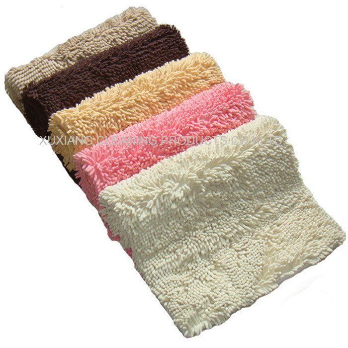 """16x24"""" Microfiber Chenille Bath Mat Step onto absolute luxury Superabsorbent rug soaks up to 7X - Compare Prices On Chenille Bathroom Rugs- Online Shopping/Buy Low"""