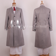 Anime Tokyo Ghoul CCG Search Officer Kureo Mado Cosplay Costume