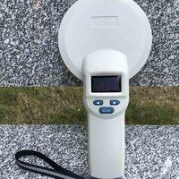 Pet ID Scanner Handheld Free Microchip Transponder Low frequency Animal Chip Reader H99F