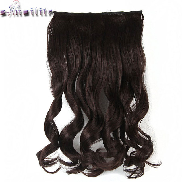 S Noilite 61cm 24 Inches Cosplay Curly Long Women One Piece Clip In