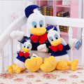 Hot sale ! 33cm High Quality cute Mickey Pato Donald/ Daisy Plush Toys For Children's Gift 1pcs