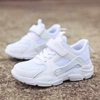ULKNN 8 children's sports shoes 2019 spring new 9 students running shoes 10 boys casual 11 big children 12 years old breathable