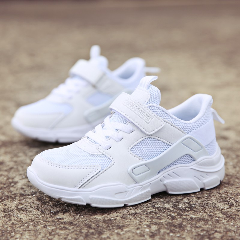ULKNN 8 Children's Sports Shoes 2020 Spring New 9 Students Running Shoes 10 Boys Casual 11 Big Children 12 Years Old Breathable
