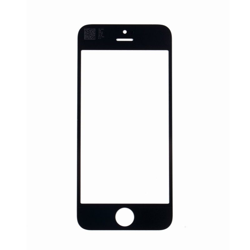 Hot Top Front Outer Screen Glass LCD Lens Replacement Assembly For iPhone 5G 5S 5C Black ...