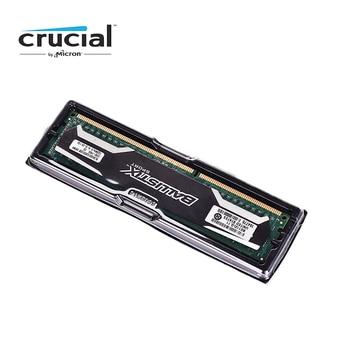 חיוני Ballistix ספורט DDR3 8G 1600MHZ 1.5V CL9 240pin PC3-12800 שולחן העבודה זיכרון RAM DIMM