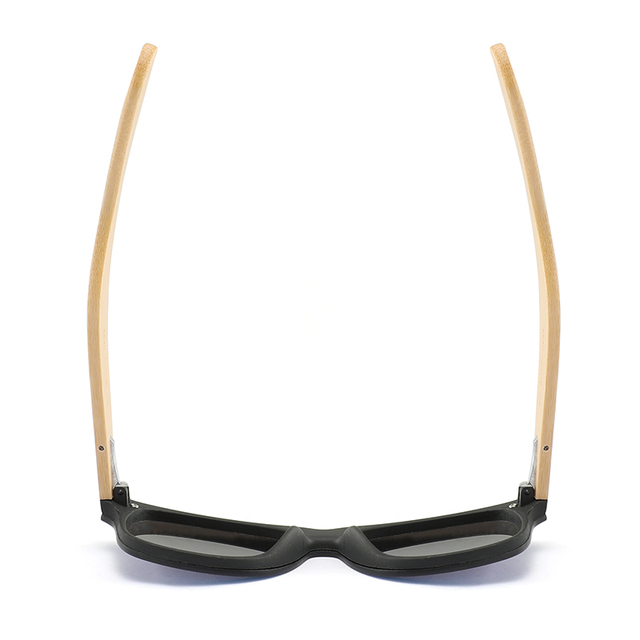 Wood Sunglasses Men Women Square Bamboo Women for Women Men Mirror Sun Glasses Oversize Retro De Sol Masculino Handmade 4