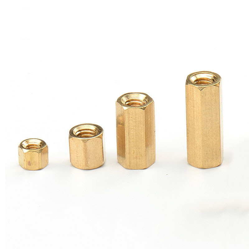 20PCS/LOT <font><b>M3</b></font> Hex Screw <font><b>M3</b></font> Female Hexagonal Brass PCB <font><b>Standoffs</b></font> Spacers Screw <font><b>M3</b></font>*4/5/6/7/8/10/12/15/<font><b>20mm</b></font> image