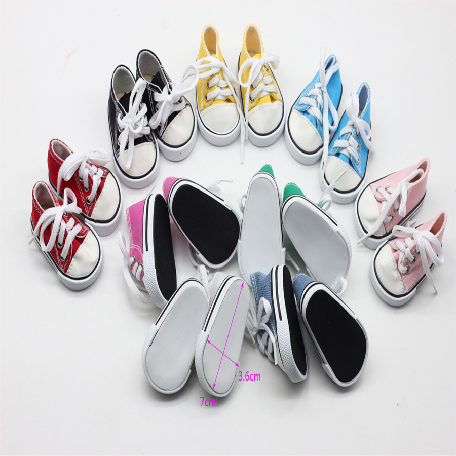 Mini Sneakers Canvas Shoes 08