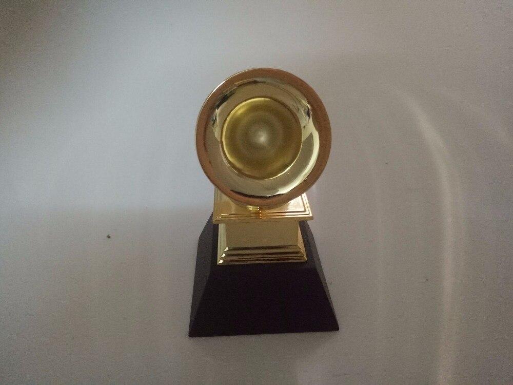 1:1 реал размер Реплика Трофи Высота 18 СМ Музыка Сувенирный Премии Грэмми Бесплатная доставка