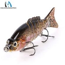 Maximumcatch Bass Fishing Lure Multi Jointed Bass Lure Fishing Hard Lure Swimbait