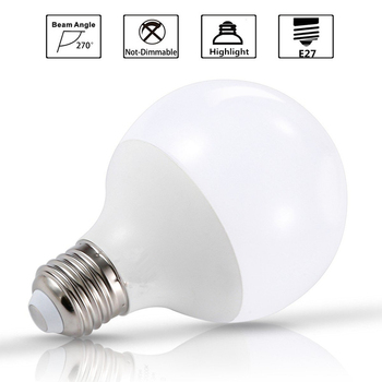 E27 LED Bulb 360 Degree Warm White Lighting Bulbs LED 220V 110V Indoor Light Living Room Lamparas Dragonball Bulb Globe Lamp image