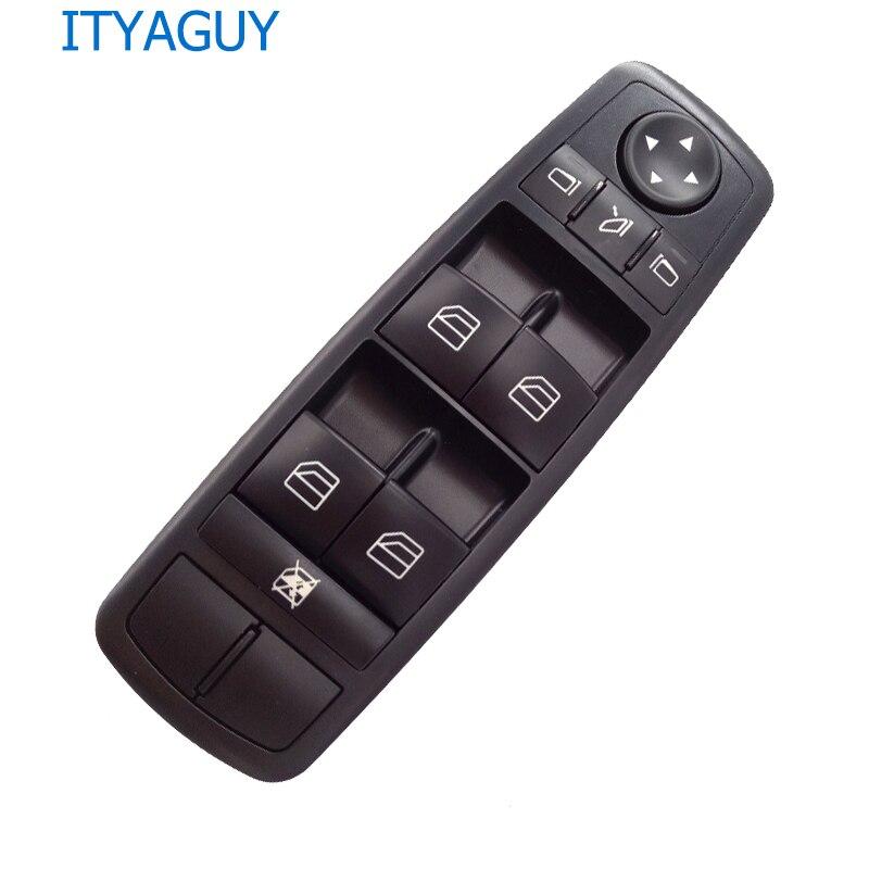 Мощность переключатель окна 2518300290 A2518300290 251 830 02 90 для benz W164 GL320 GL350 GL450 ML320 ML350 ML450 ML500 R
