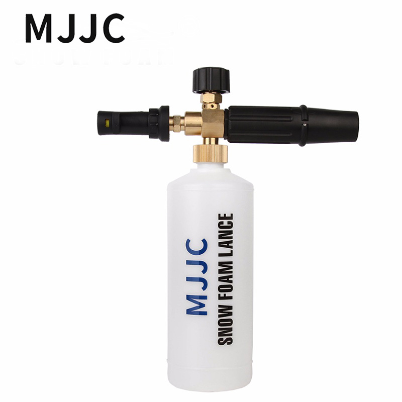 MJJC Brand 2017 foam lance 3 pieces bundle for karcher free shipping with High Quality Engineering