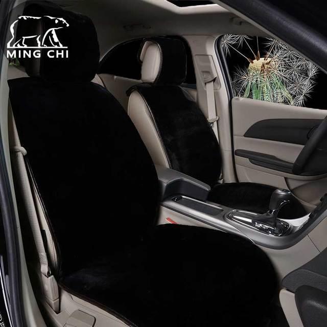 Car-covers universal covers for car seat artificial fur Megan 2 Solaris largus Polo Granta passat  Rio ceed galina laguna tiida