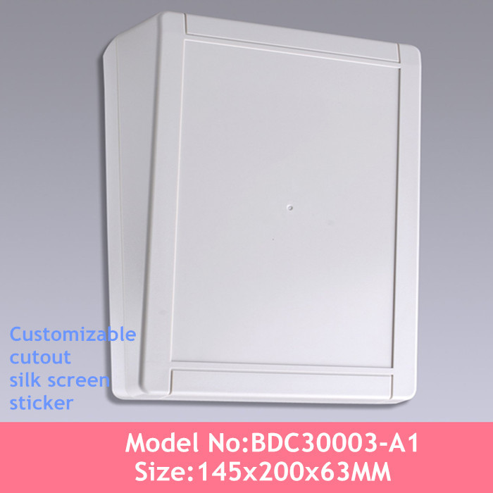 abs plastic enclosure electronic junction box Plastic electronics project 200*145*63mm