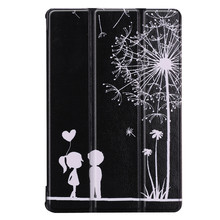 Tablets Case Protective Folding Stand Leather Protective Cas