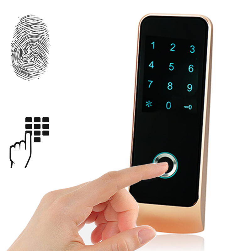 Detail Feedback Questions About Digital Fingerprint Lock For 15 25mm