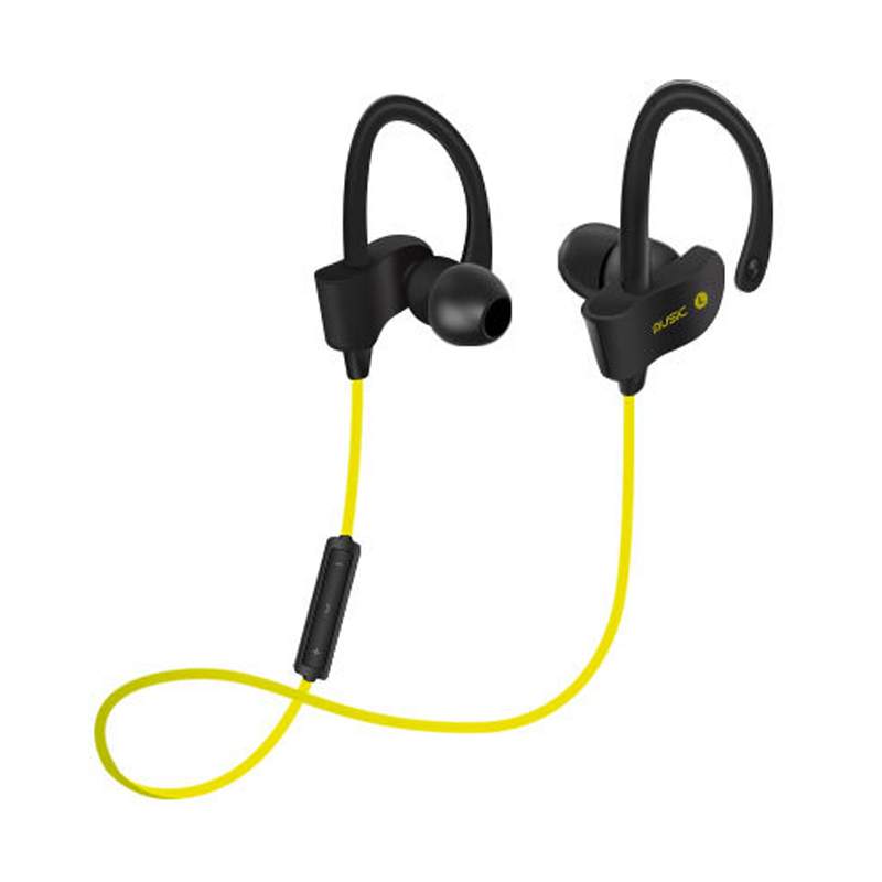 Bluetooth V4.1 Kulaklıklar, en iyi Kablosuz Spor Kulaklık Mic ile - Taşınabilir Ses ve Görüntü - Fotoğraf 6