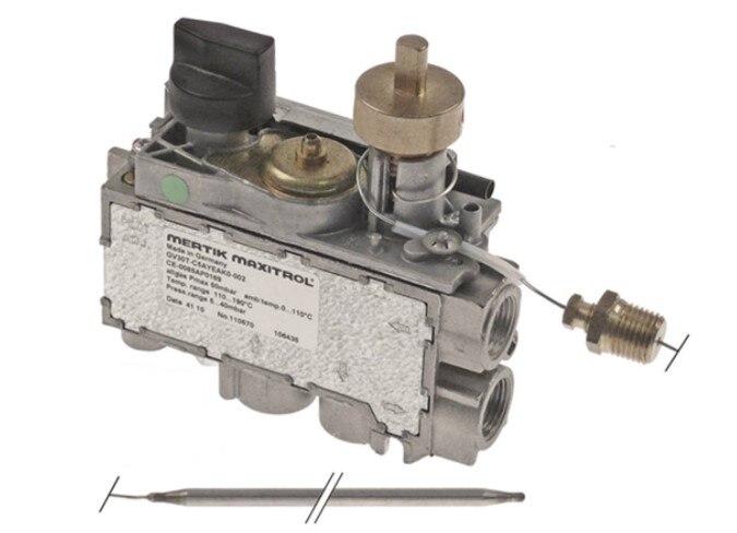 Mertik Termostato para Freidora de contrôle de gaz températura Combi Valvula 190 C