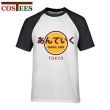 Tokyo Ghoul  Short Sleeve Print T-Shirt