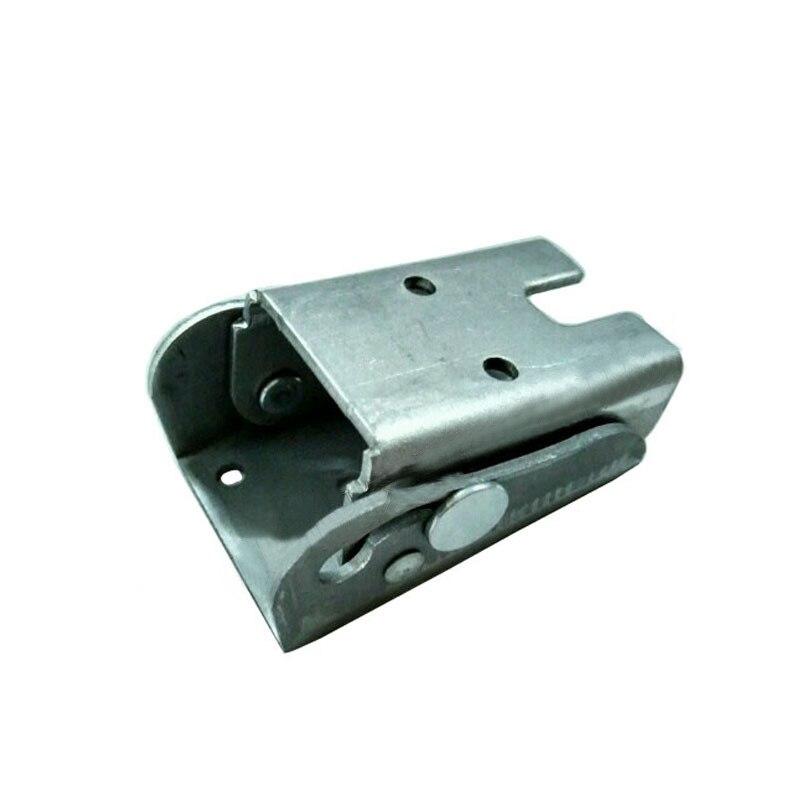 2PCS Zinc Alloy Self Lock Extension Table Bed Leg Feet Foldable Support Bracket