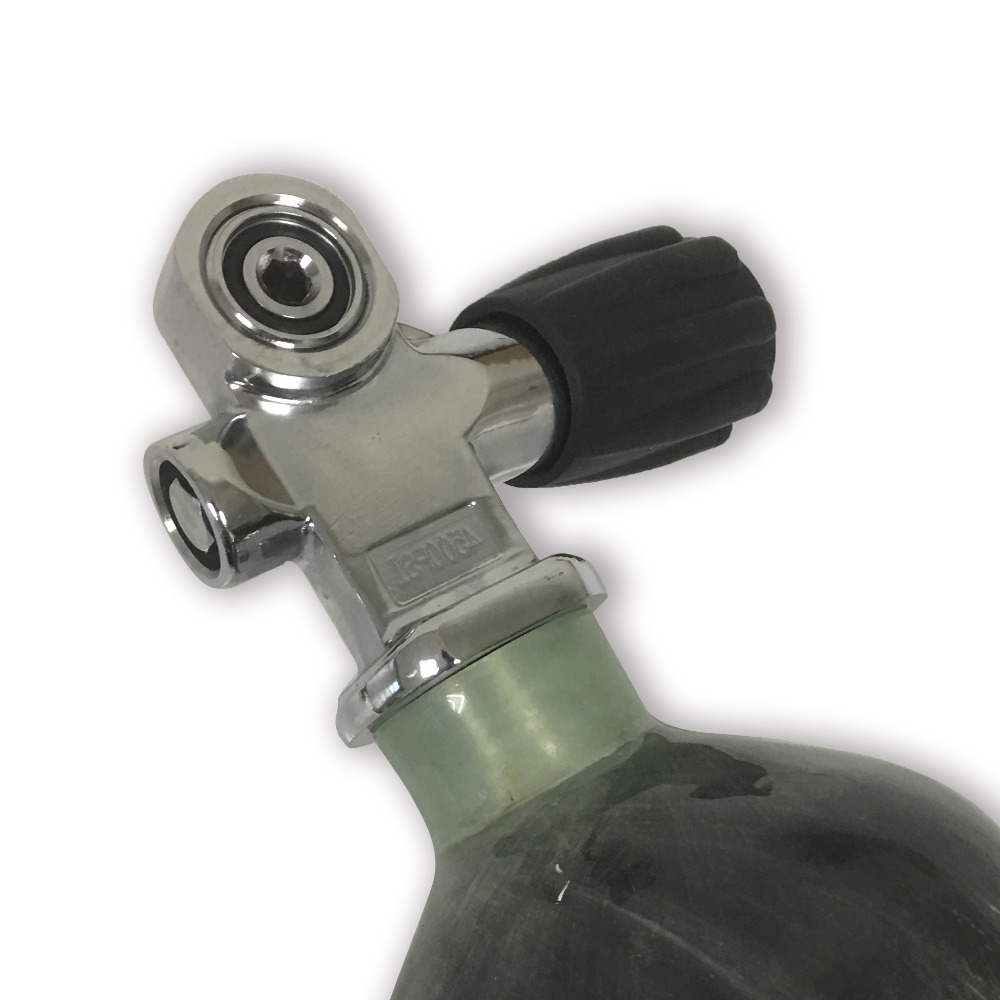 AC951 New High Pressure Pcp Valve 30Mpa 4500psi SCUBA Tank Valve Thread M18*1.5-E Drop Shipping Acecare AC951