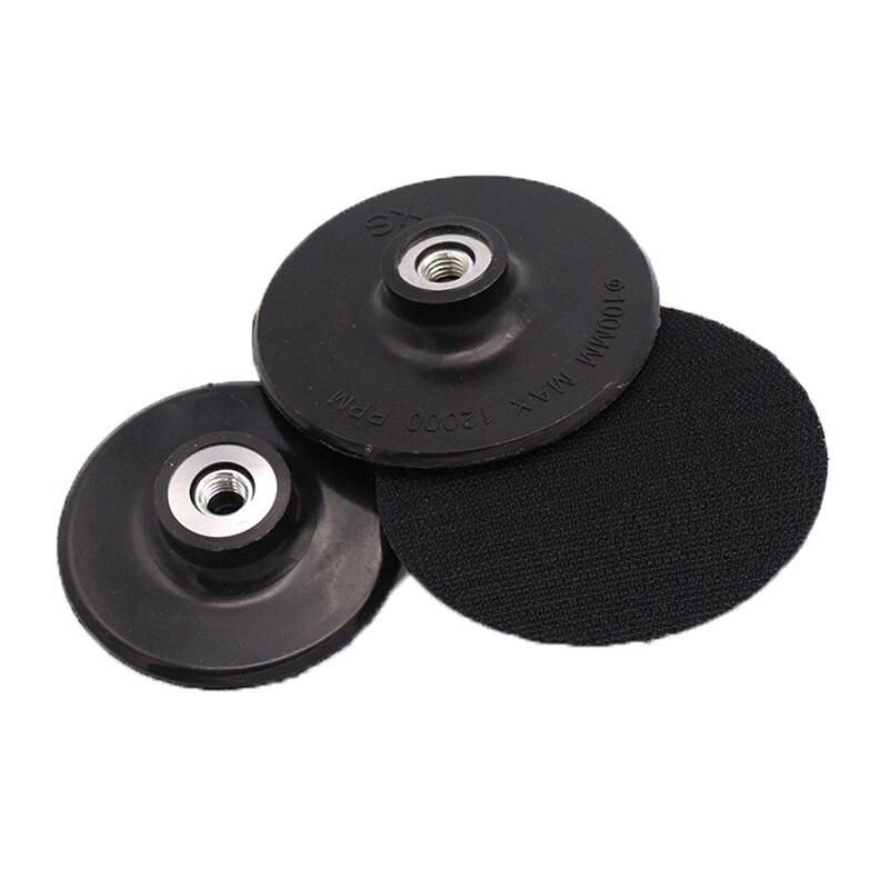 20pcs 25 mm Chiffon de polissage roue de polissage brosse rotative électrique Meuleuse Outil Rotatif