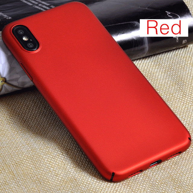 coque red iphone x