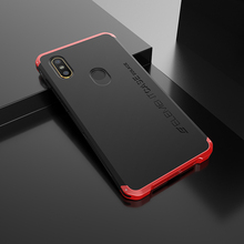 Phone Case For Xiaomi Mi Mix 2s Aluminum Metal Frame Hard Plastic Back Cover For Xiaomi Mi Mix 2s Fundas Perfect Feeling