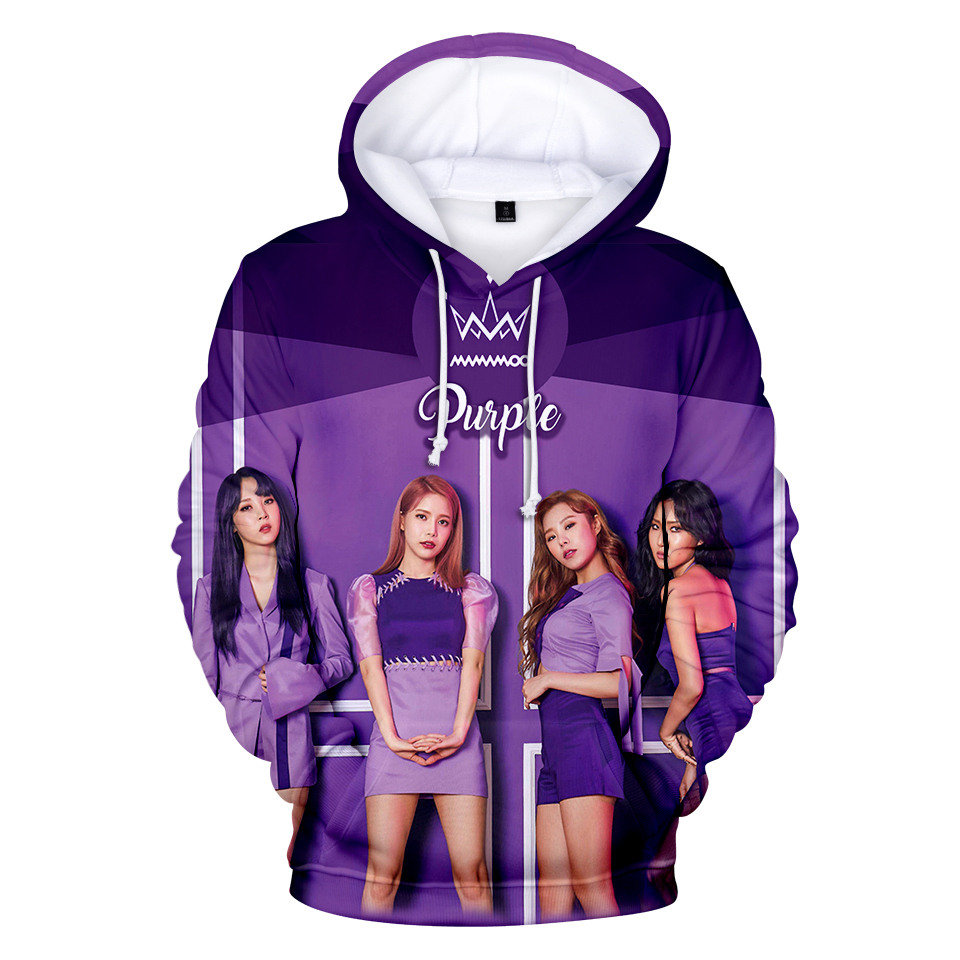 High Quality Mamamoo And Exid 3d Hoodies Men/women Hip Hop Streetwear Harajuku Autumn 3d Print Mamamoo Clothes Xxs-4xl Latest Technology Men's Clothing