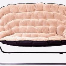 Ленивый диван стиль двойной складной диван бытовой Досуг стул