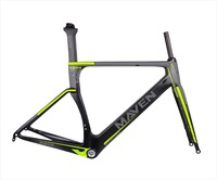 MIRACLE 2018 Full Carbon Road Bike Frame Disc Brake Aero Carbon Bike Frame 700c Bicicleta Bicycle