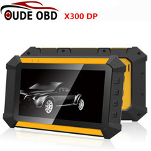 2017 High Quality Obdstar X300 Dp Android Tablet Full Package With Multi-language Available X 300 Dp Like X100 Pad 2 Dhl Free