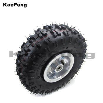 4.10-4 410-4 4.10x4 410x4 WHEEL TIRE TYRE RIM for Off Road Go Kart Fun Cart NEW