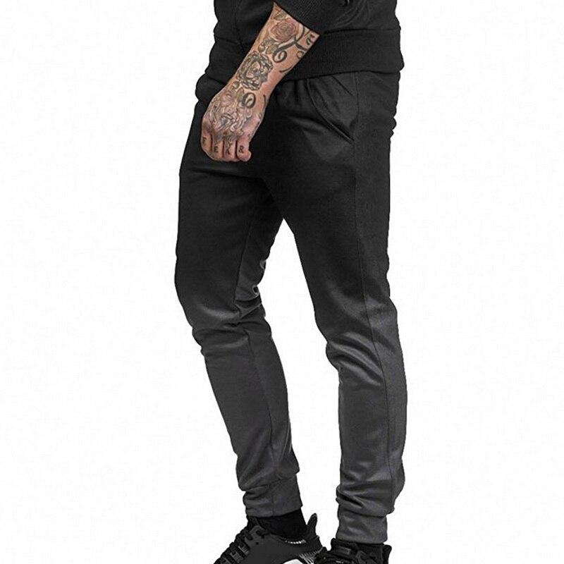 21dfb3eda96 VERTVIE Autumn Men Fashion 3D Print Set Sweatshirt +Pants Suits ...