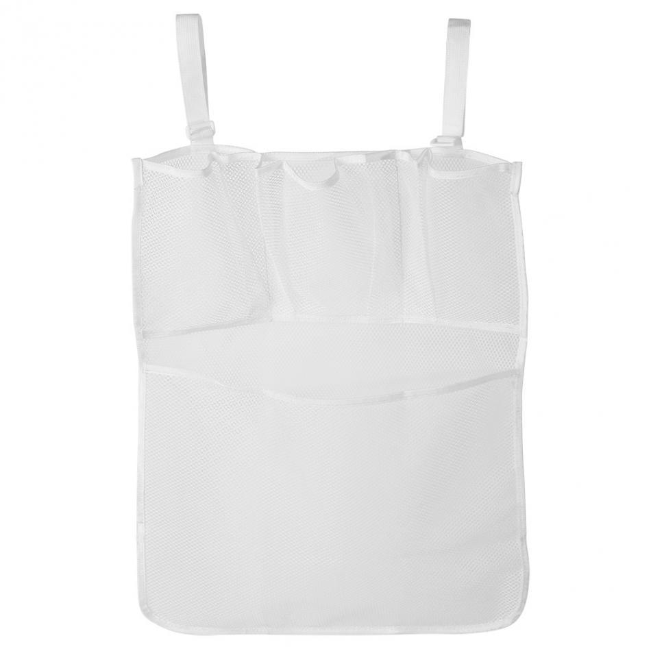 Mesh-Bag Diaper Multi-Purpose Hanging Baby Crib Bedside High-Quality