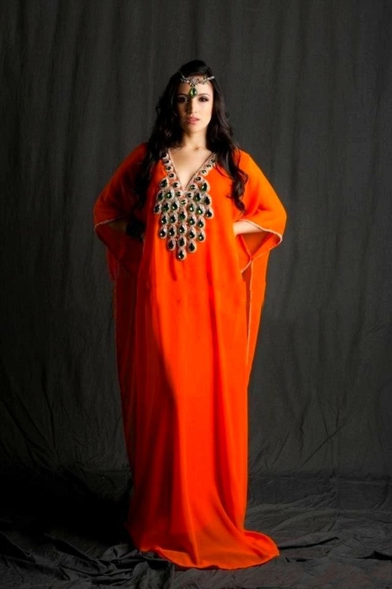 Popular Orange Evening Gown-Buy Cheap Orange Evening Gown lots ...